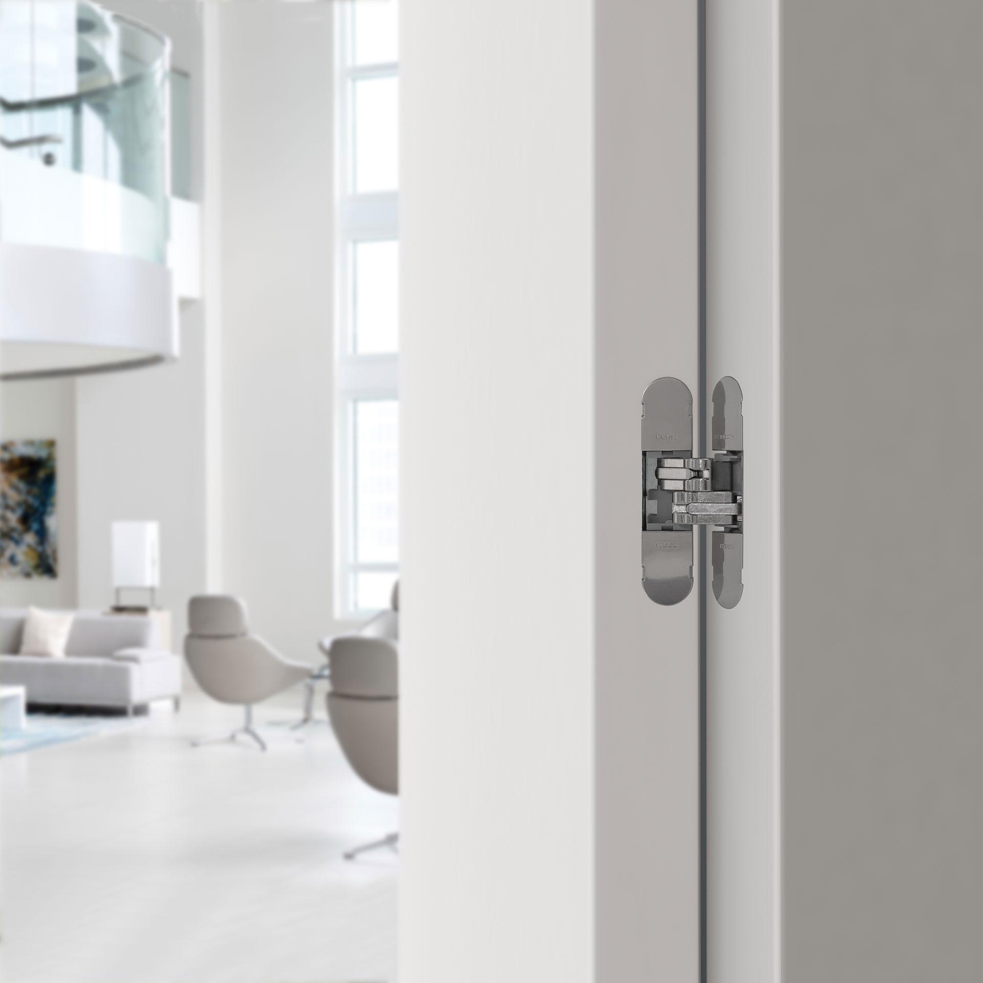 Cerniere per porte: cerniere a scomparsa 3D Mod.1229 | CEAM ITALIA