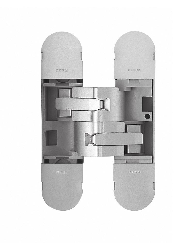 Door hinges: concealed hinges – adjustable on 3D - Ceam Italia